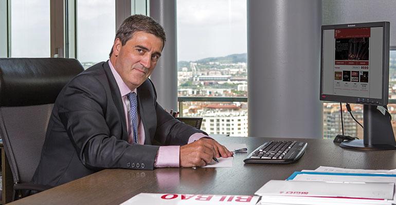 Xabier Basañez, presidente de la Asociación de Ferias Españolas
