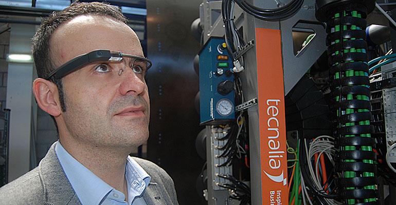 Google Glass entra en la fábrica