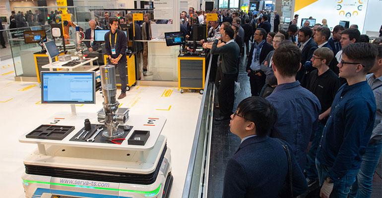 Hannover Messe: El camino a la digitalización