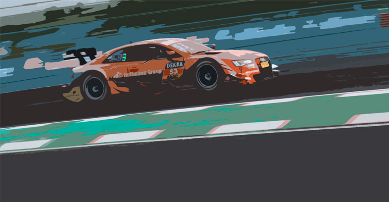 Hoffmann Group concurso DTM
