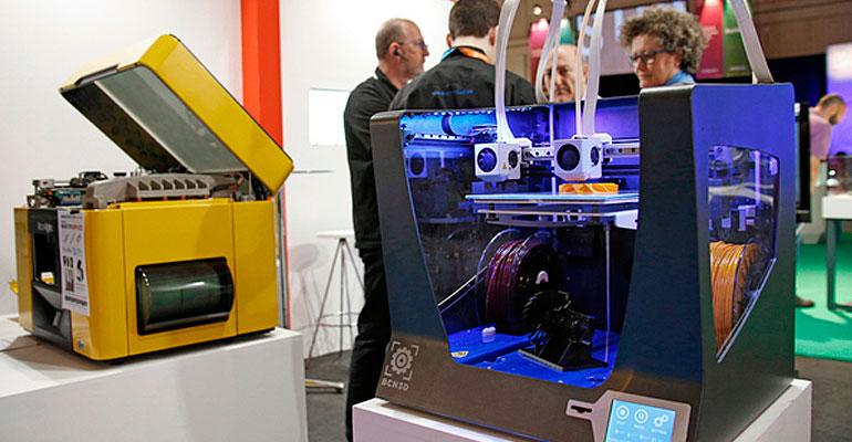 tecnología 3D en IN(3D)USTRY