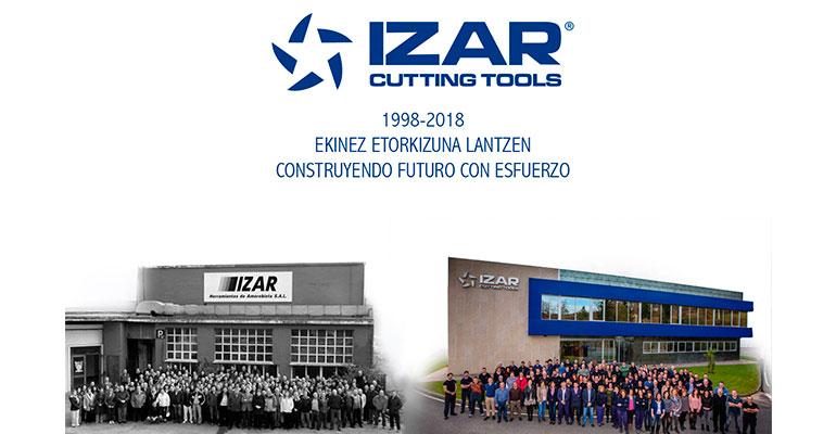 Izar celebra sus últimos 20 años como S.A.L.