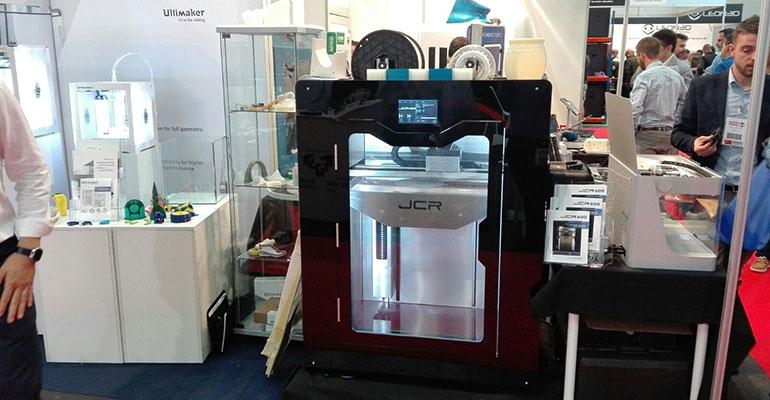 impresora 3D industrial JCR 600