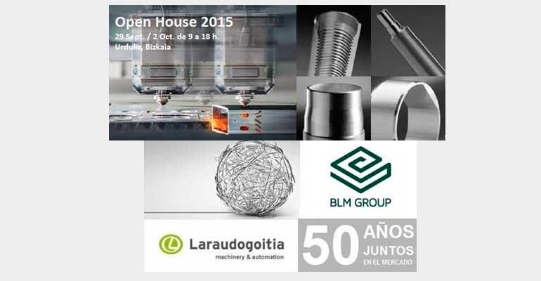 Laraudogoitia Open House