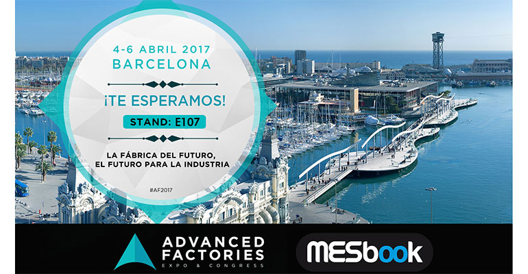 MESbook en Advanced Factories