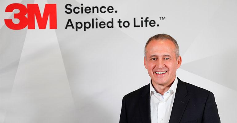 Raffaele Mesce, nuevo CEO de 3M Iberia.