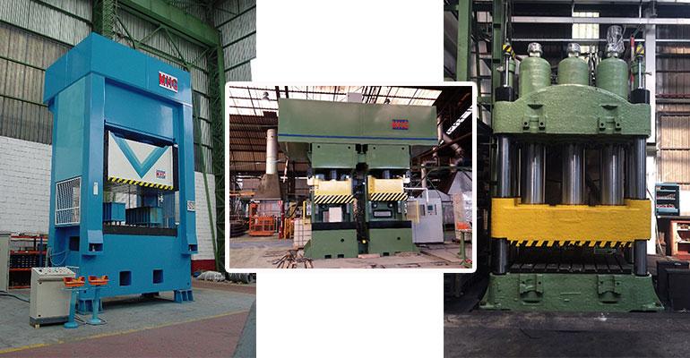 Maquinaria Hidráulica en General, expertos en prensas hidráulicas