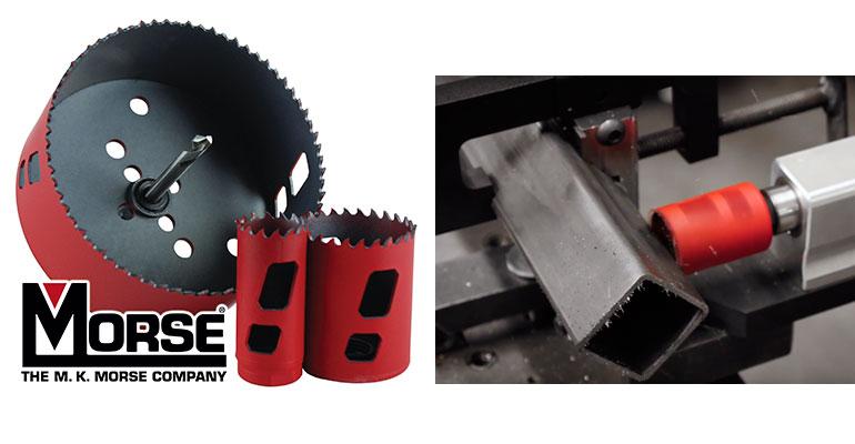 coronas perforadoras bimetálicas MHS