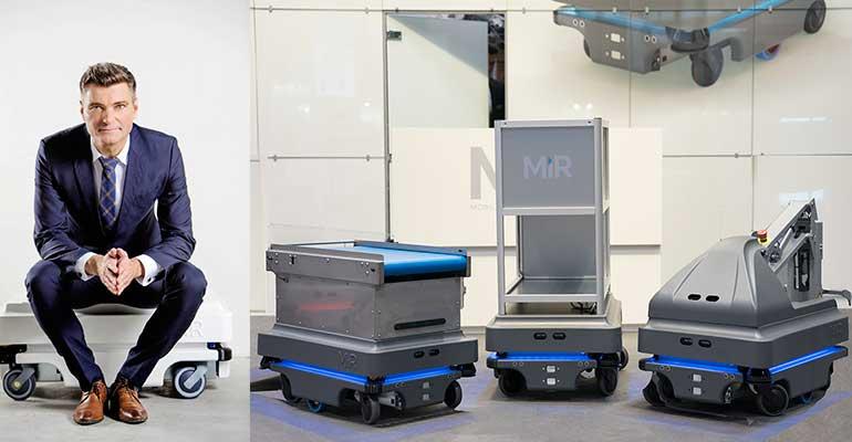 Teradyne adquiere Mobile Industrial Robots