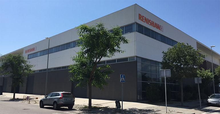 Nuevas instalaciones de Renishaw Ibérica en Gavá