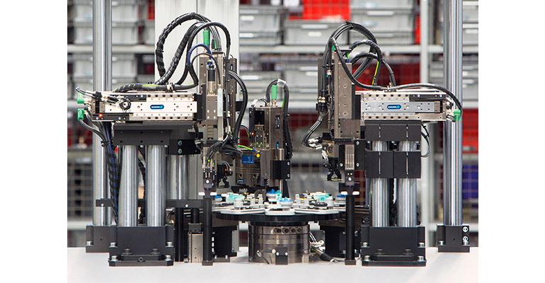 Schunk en Advanced Factories