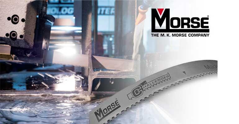 Sierra de Cinta Challenger de Morse