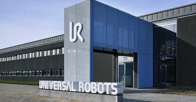 Sede de Universal Robots