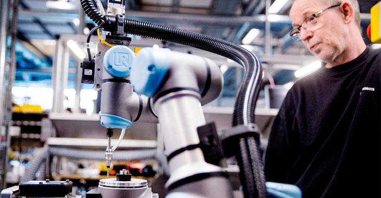Universal Robots expondrá aplicaciones desarrolladas junto con SICK, OptoForce y On Robot