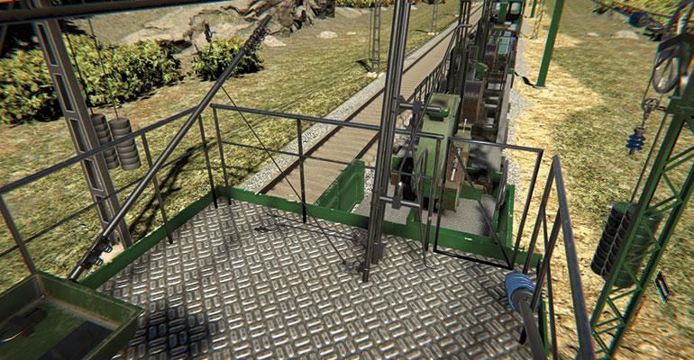 Virtualware creará la nueva generación de simuladores formativos de ADIF