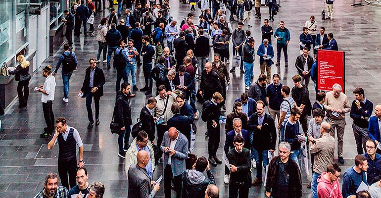 El panorama ferial del sector de máquinas-herramienta despega en EMO Milán 2021