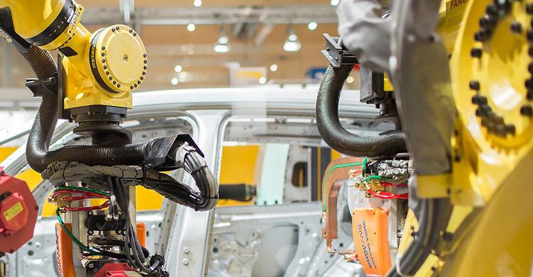 FANUC celebra la producción del robot número 750.000