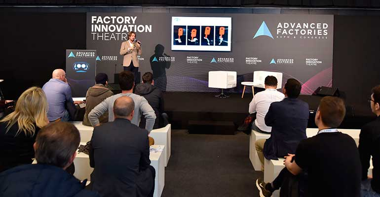 Advanced Factories impulsa la transferencia tecnológica entre startups y empresas industriales con el Industry Startup Forum