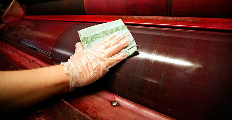 Paños de limpieza reutilizables: los minions de la vida laboral cotidiana