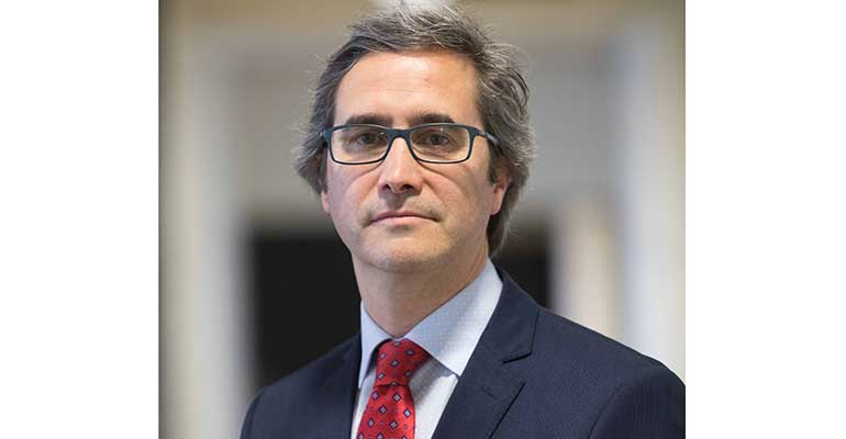 Miguel González, presidente de Eskuin