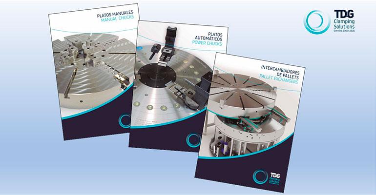 TDG presenta sus nuevos catálogos