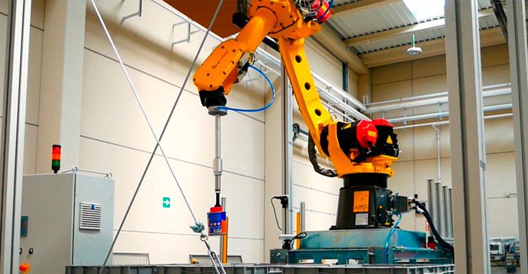 Inteligencia artificial, la mejor aliada de la robótica en la manipulación industrial