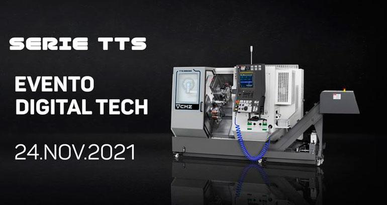 NUEVA SERIE TTS: Evento Digital Técnico | 24/11/2021