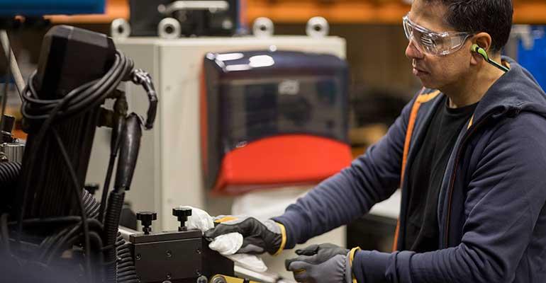 Tork apuesta por el mantenimiento preventivo para optimizar la productividad en la industria