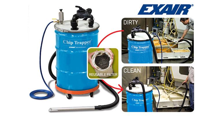 Chip Trapper de Exair