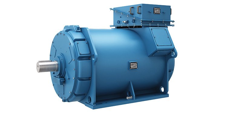 motores WGM20 de WEG