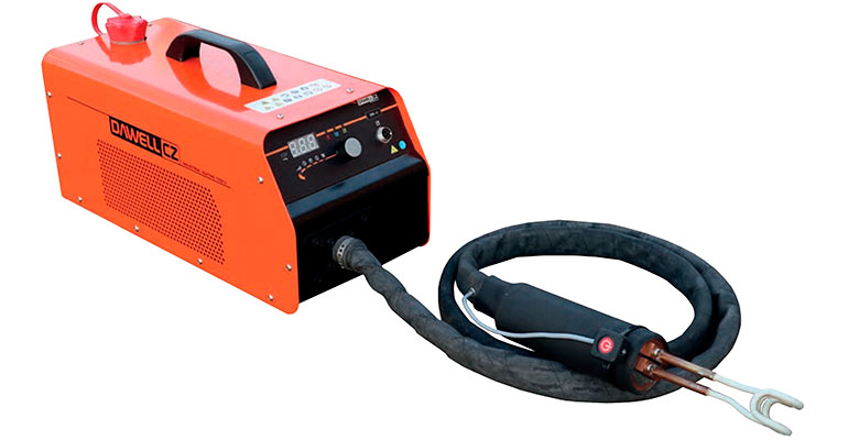 Equipo de calentamiento por inducción DHI-45C