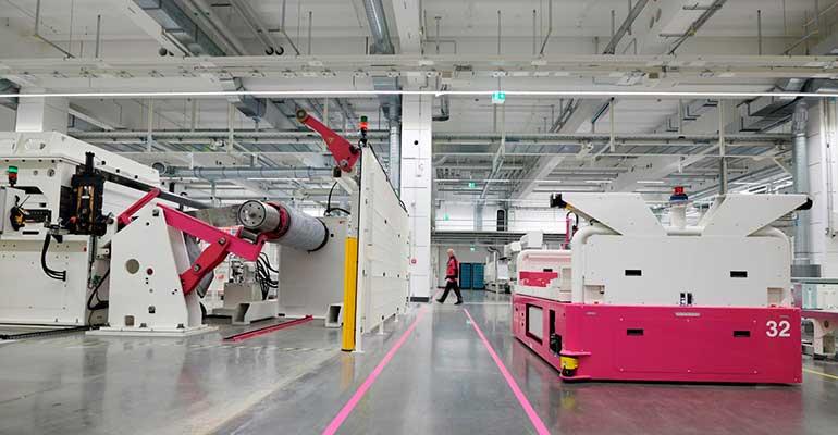 German Edge Cloud proporciona soluciones inteligentes para la fábrica de Rittal en Haiger