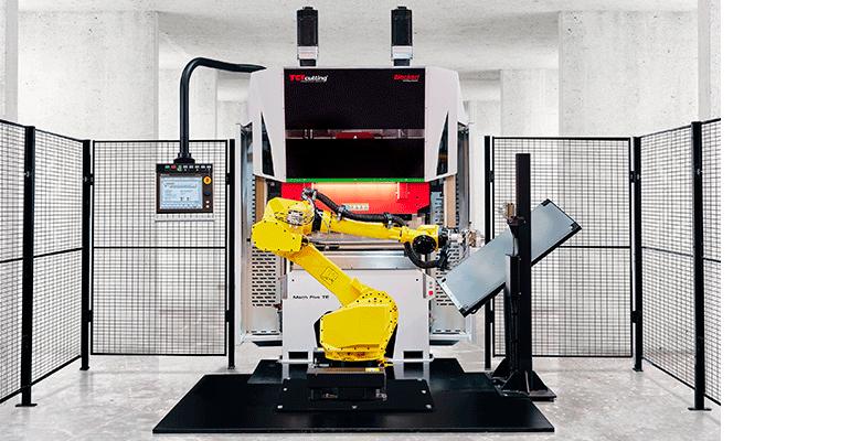 Mecanizados de Chapa Urlaser amplía su parque de máquinas de TCI Cutting