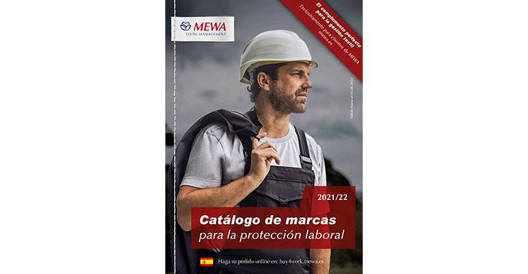 El catálogo de marcas de MEWA 2021/22 ya está aquí