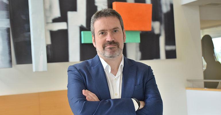 Mikel Niño, responsable de Industria 4.0 de Tecnalia