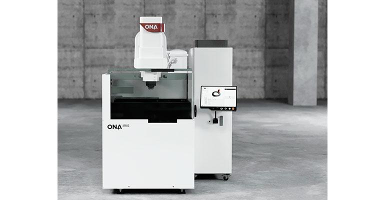 Nueva ONA IRIS, llega la revolución en electroerosión por penetración