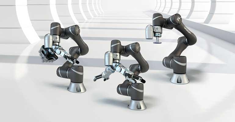Omron y OnRobot se unen para ofrecer una gama más amplia de soluciones de robótica colaborativa