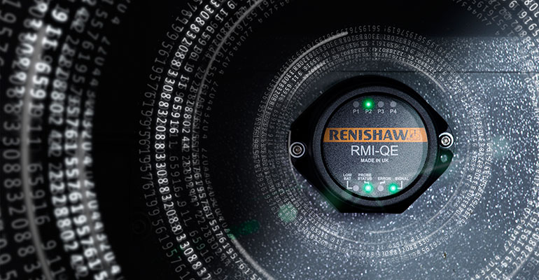 Renishaw presentará en EMO Milán 2021 su nuevo sistema de inspección de radiotransmisión