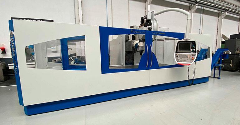 Fresadora CNC Bancada Fija Soraluce TA 25 Automatic