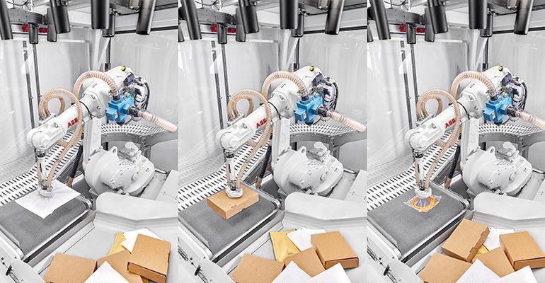 ABB y su socio Covariant implementarán soluciones robóticas integradas con IA
