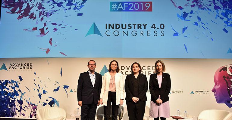 Advanced Factories inaugura en femenino