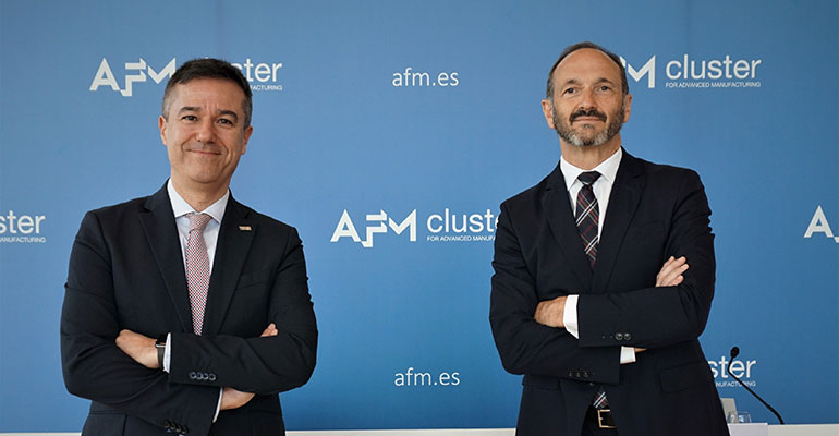 AFM Cluster