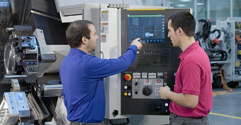 CMZ Academy ofrece cursos de programación CNC para todos los usuarios