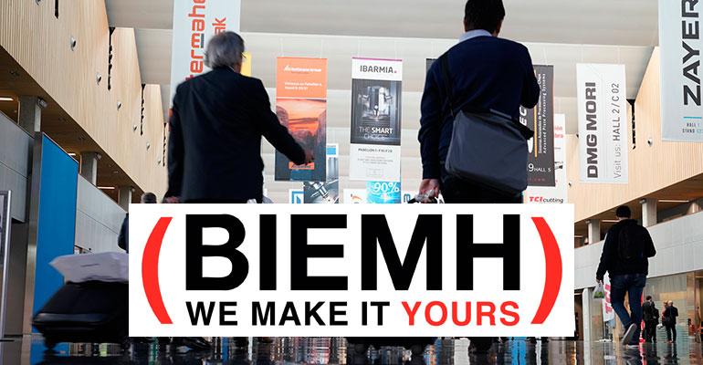 BIEMH ofrece a las empresas un formato a medida para la reactivación