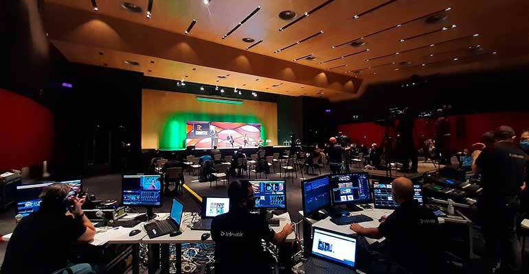 Bilbao Exhibition Centre celebra un centenar de eventos con 340.458 visitantes en un 2020 marcado por la pandemia