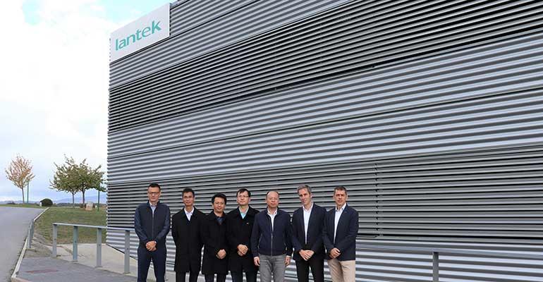 Lantek firma un acuerdo de colaboración a nivel mundial con el fabricante de máquinas de corte de láser HSG