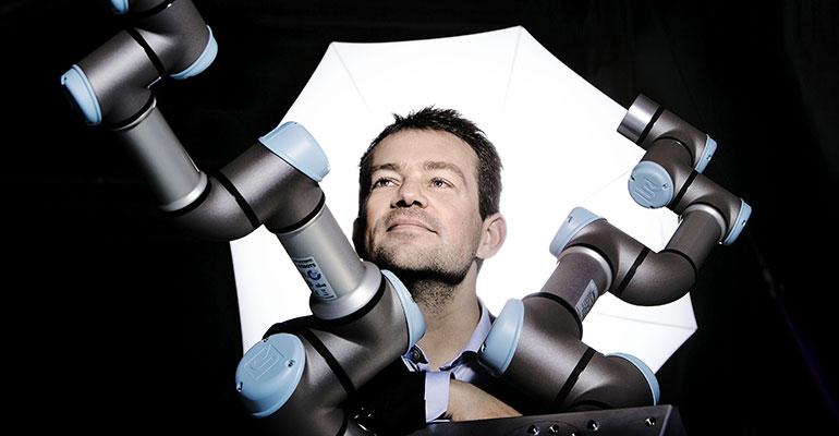 Universal Robots cumple el décimo aniversario de la venta de su primer robot colaborativo