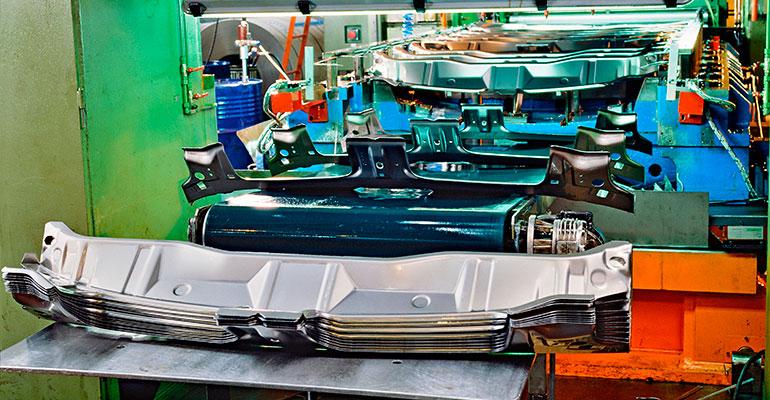 Crean una plataforma europea de I+D para impulsar la competitividad de la industria del conformado de chapa metálica