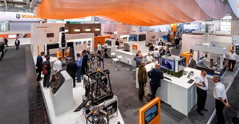 El conocimiento sobre una fabricación inteligente de Renishaw vuelve a Industry Barcelona