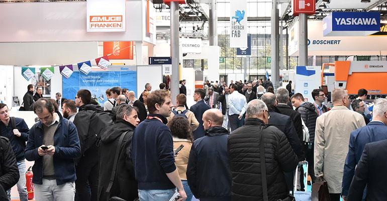 Global Industrie Lyon reunirá 2.500 expositores y marcas representadas